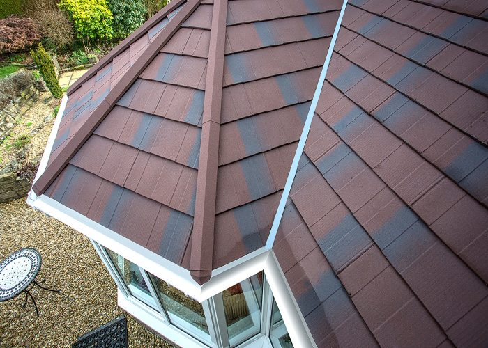 Tiled Conservatory Roof from leka