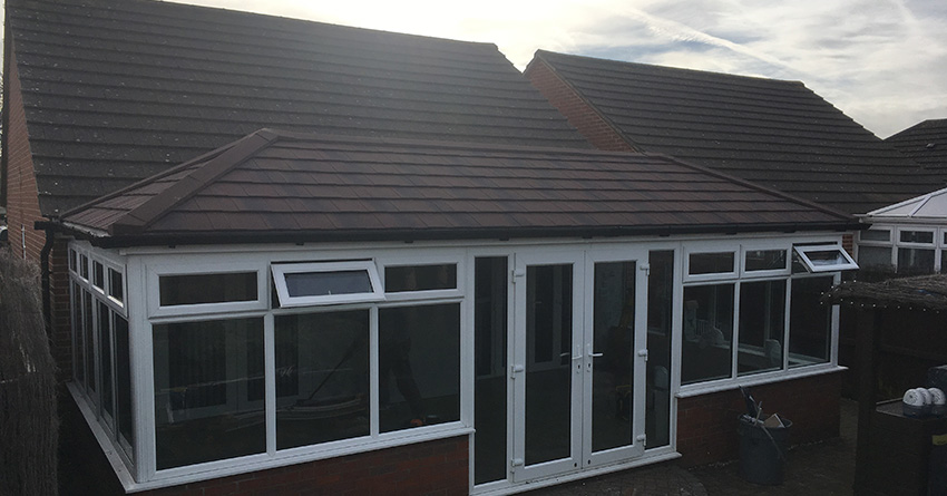 Conservatory Roof Supplier